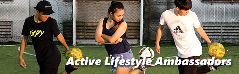 Sport Singapore ambassadors Active Lifestyle Influencers