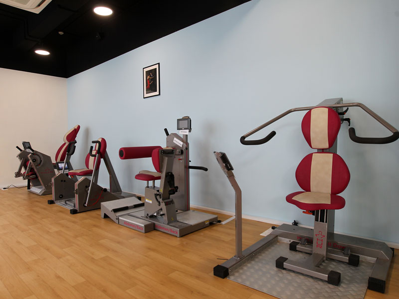 Enabling Village ActiveSG Gym