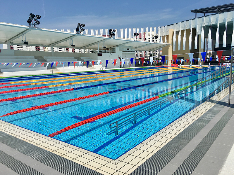 Heartbeat Bedok Activesg Swimming Complex Activesg