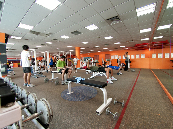 Choa Chu Kang ActiveSG Gym