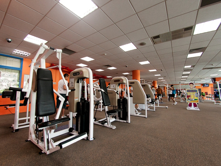 Choa Chu Kang ActiveSG Gym1