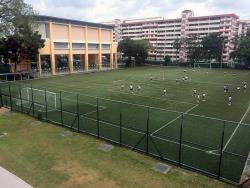 Ang Mo Kio Secondary School Field