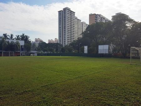Beatty Secondary School Field