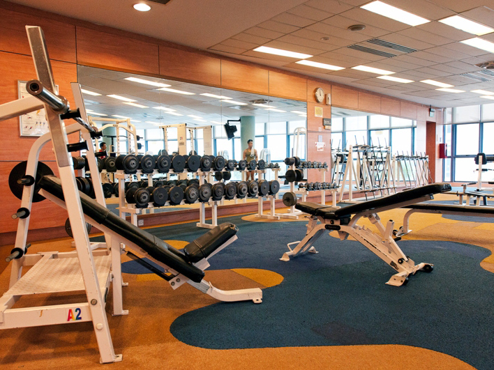 Jurong East ActiveSG Gym