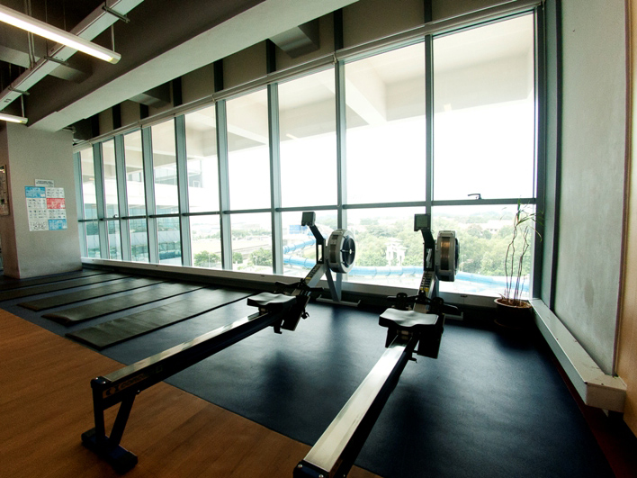 Jurong West ActiveSG Gym