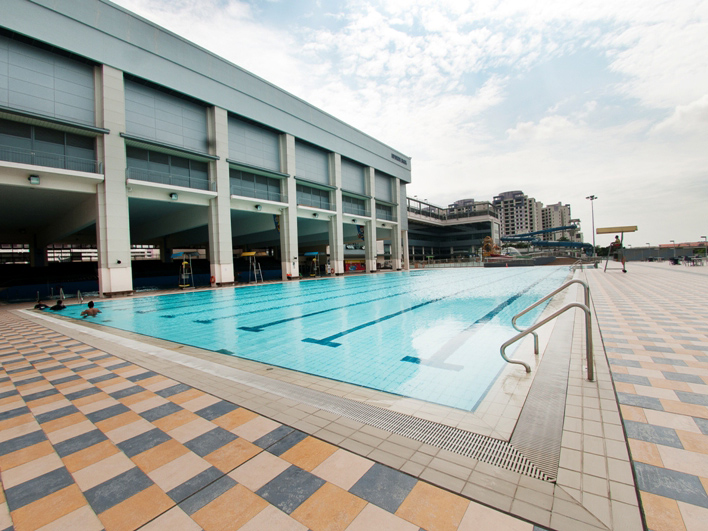 Jurong West Swimming Complex