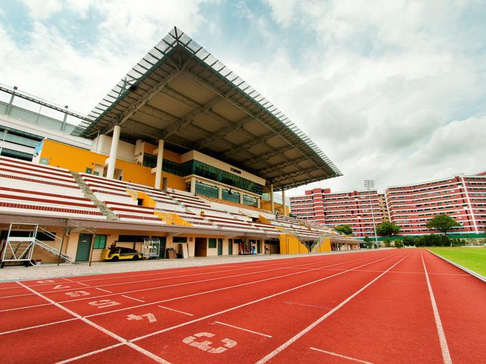 Jurong West Stadium