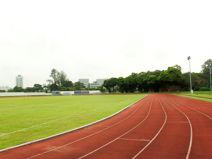Kallang Practice Track (Home of the Athletics)