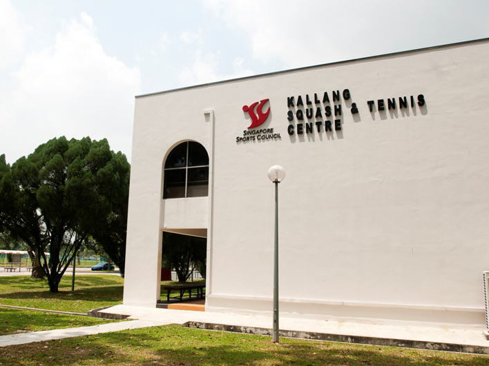Kallang Squash and Tennis Centre