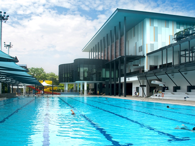 Pasir Ris Swimming Complex
