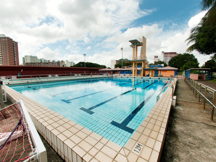 Queens Town Swimming Complex