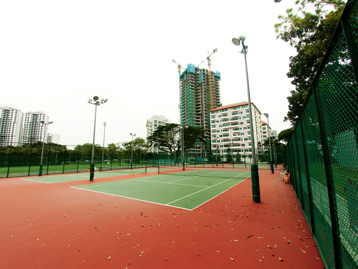 St Wilfred Tennis Centre