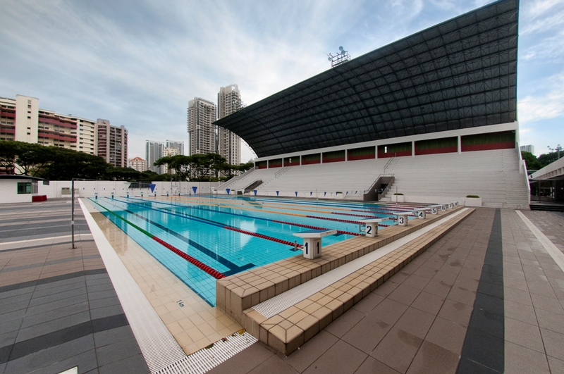 Toa Payoh Swimming Competition Pool