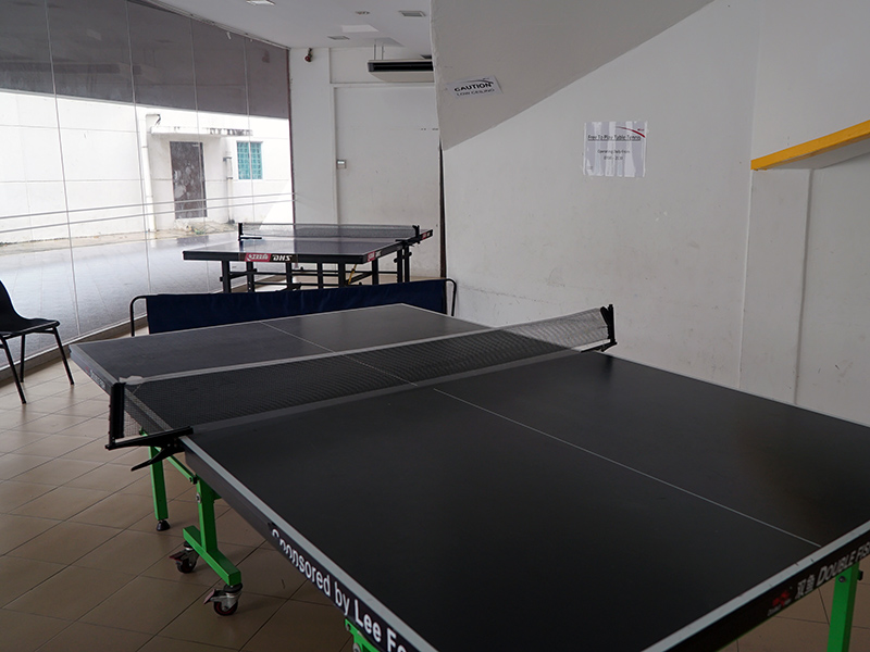Toa Payoh Table Tennis Room