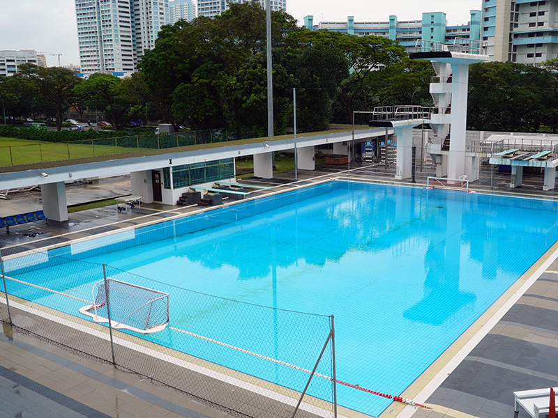 Toa Payoh Swimming Complex
