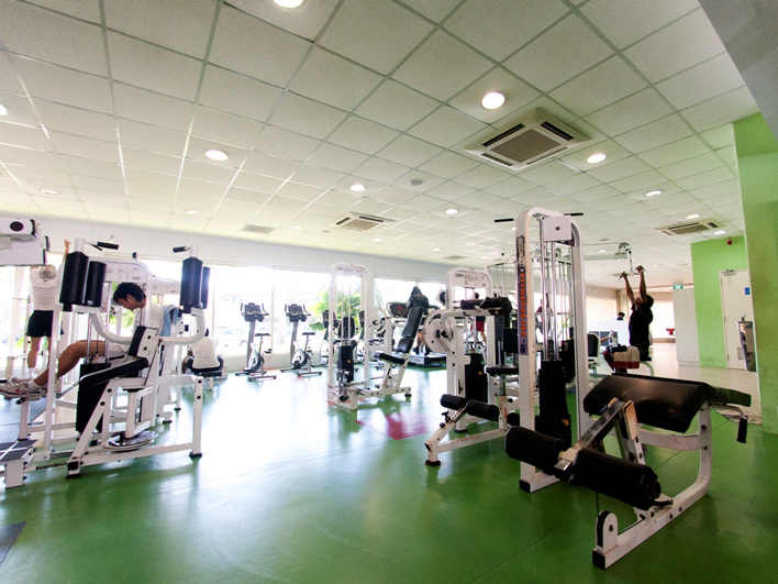 Woodland ActiveSG Gym