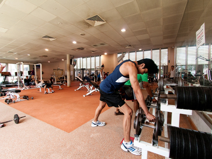 Yishun ActiveSG Gym