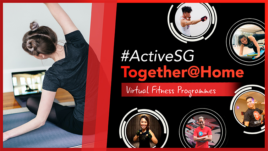 ActiveSG Virtual Fitness
