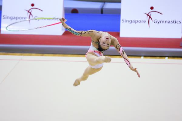 6th Singapore Gymnastics National Championships