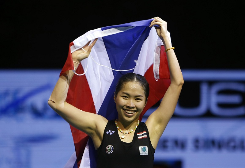 Ratchanok Intanon clinches world number 1 spot with win in Singapore Open -  ActiveSG