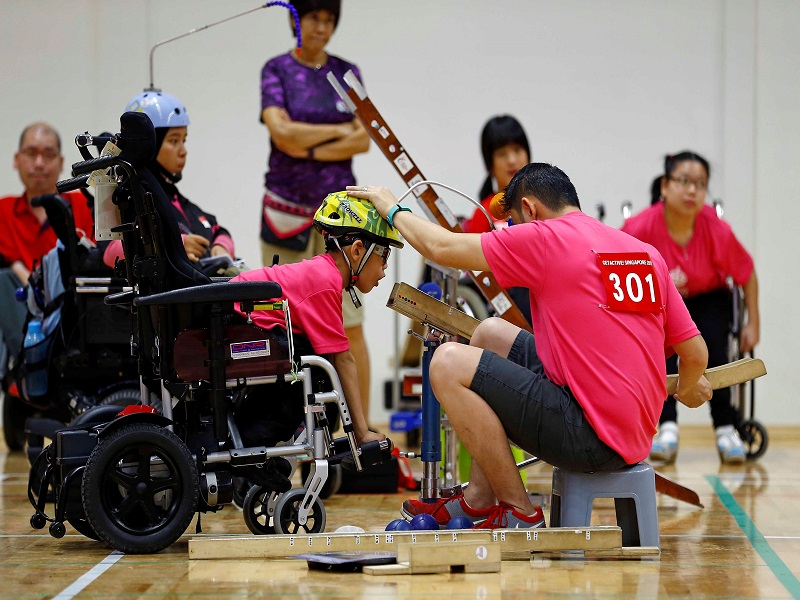 getactive singapore competitions boccia
