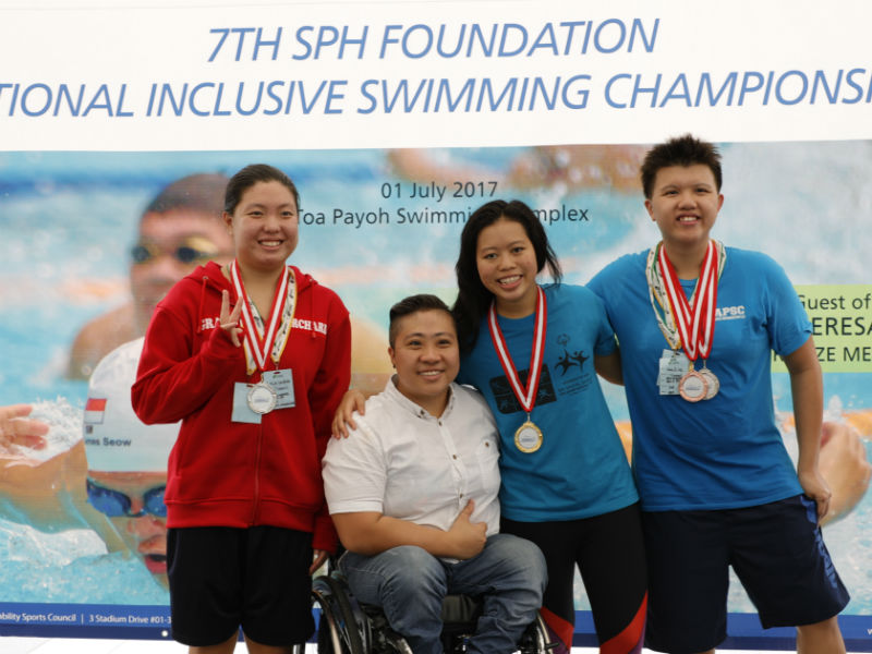 National Inclusive Swimming Championships 2017