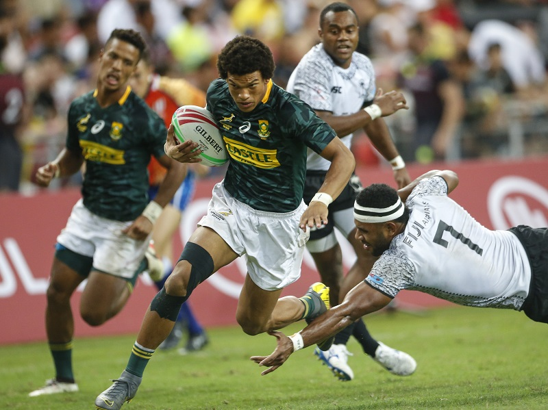 south africa rugby sevens team