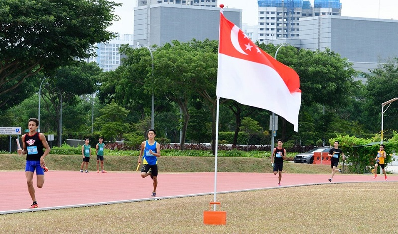 Shaping the future of sporting Singapore together