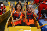 Dragonboat Intergenerational Community Bonding (Active Enabler Programme)