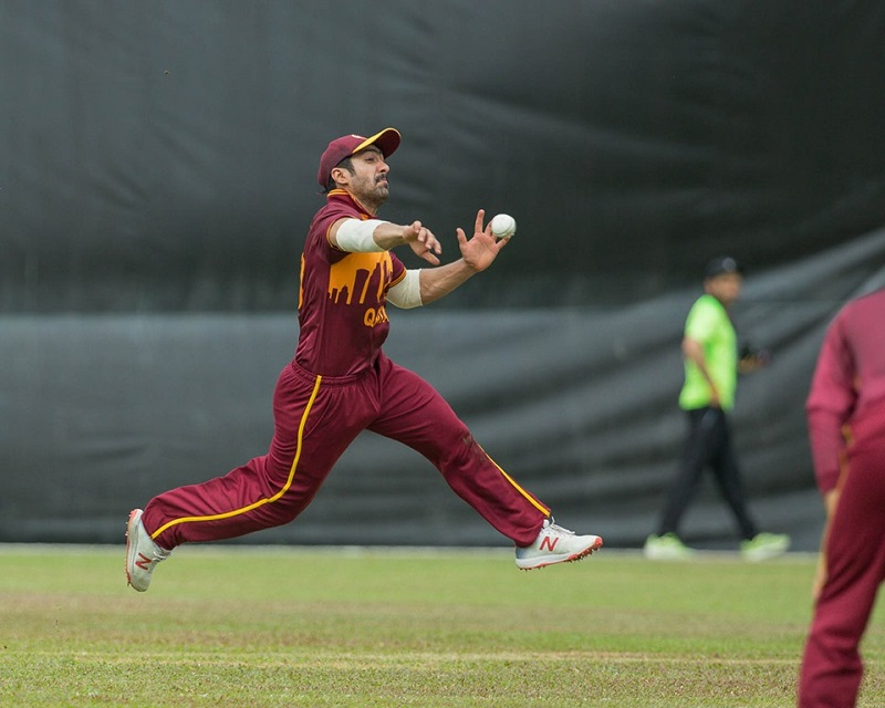 ICC T20 World Cup Asia Finals  Photo: Nicholas Tan/ SportSG