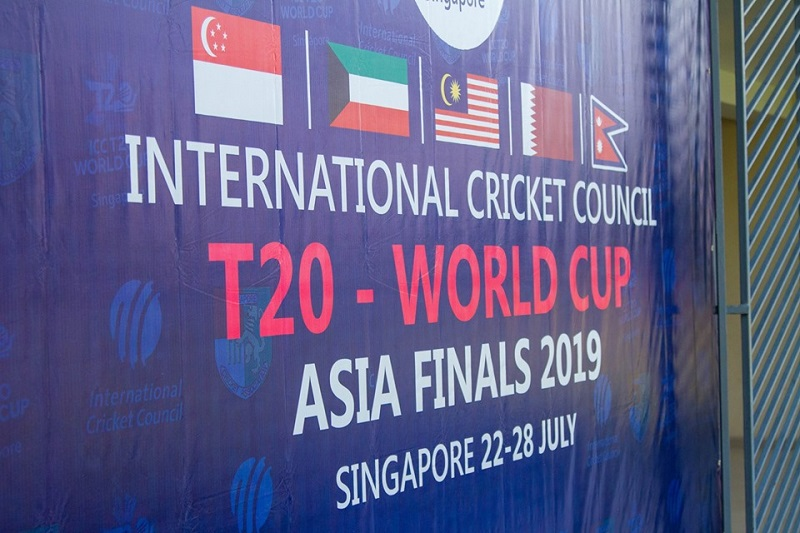 ICC T20 world cup Asia Finals 2019 Photo: Peter Marini