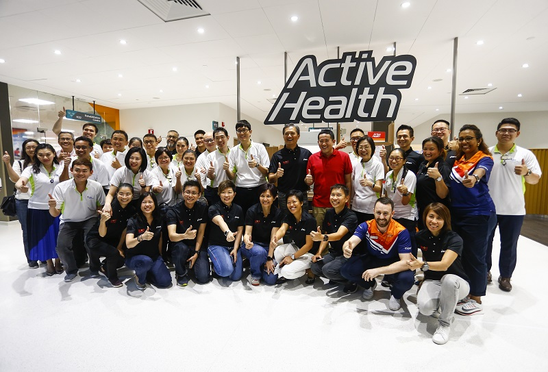 Active Health Lab at Admiralty Medical Centre