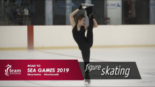 road to sea games figure skating