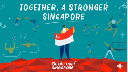 GetActive! Singapore AEP