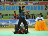 Silat weight division