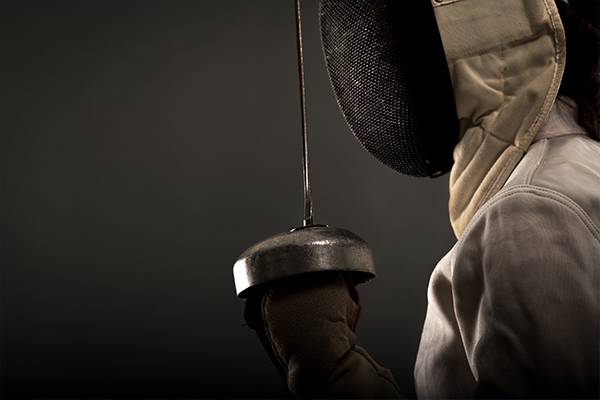 Fencing Sport Thumbnail 600x400
