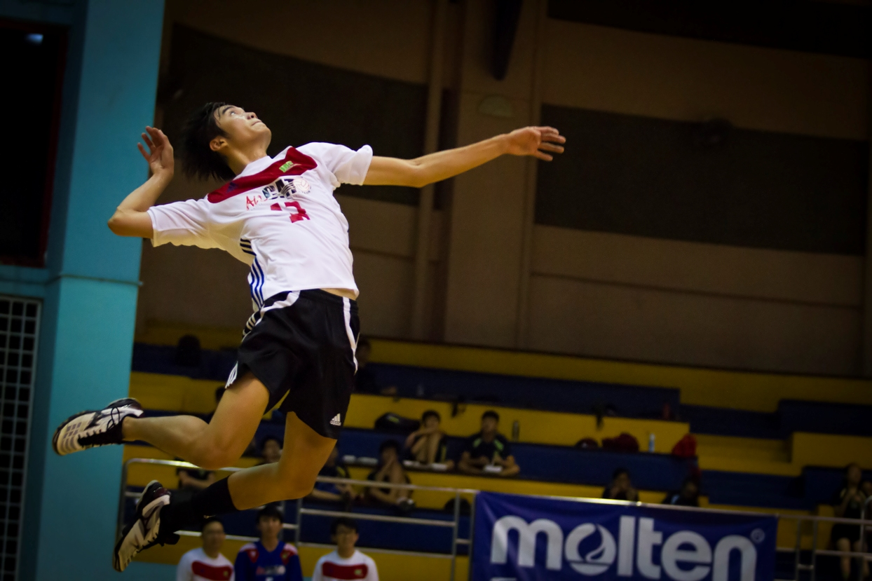 Skills Needed In Volleyball Activesg