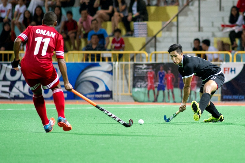 Singapore ends Hockey World League on a high - ActiveSG