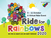 ride for rainbows